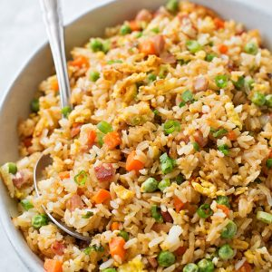 Rice Meals